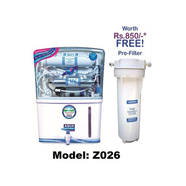 7df7f4b7b6b AQUAFRESH Z026 (Water Purifier Ro+Uv+Uf+Tds) on Rent in Gurgaon